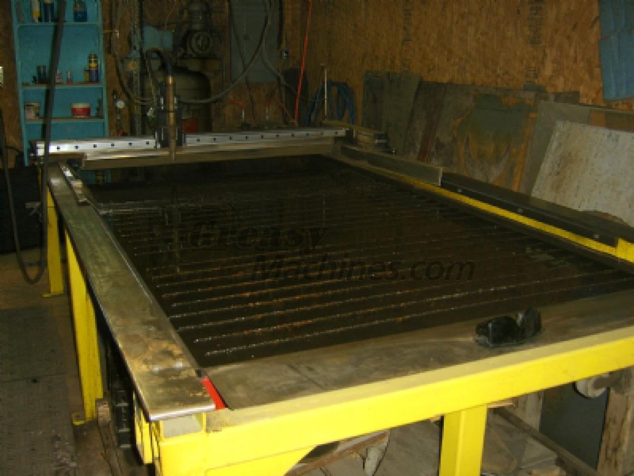 Torchmate 2 plasma cutting table 4
