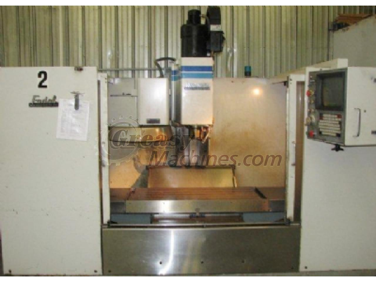 Fadal 4020 VMC, model 906-1 vertical machining center, Fadal CNC 88 control.
