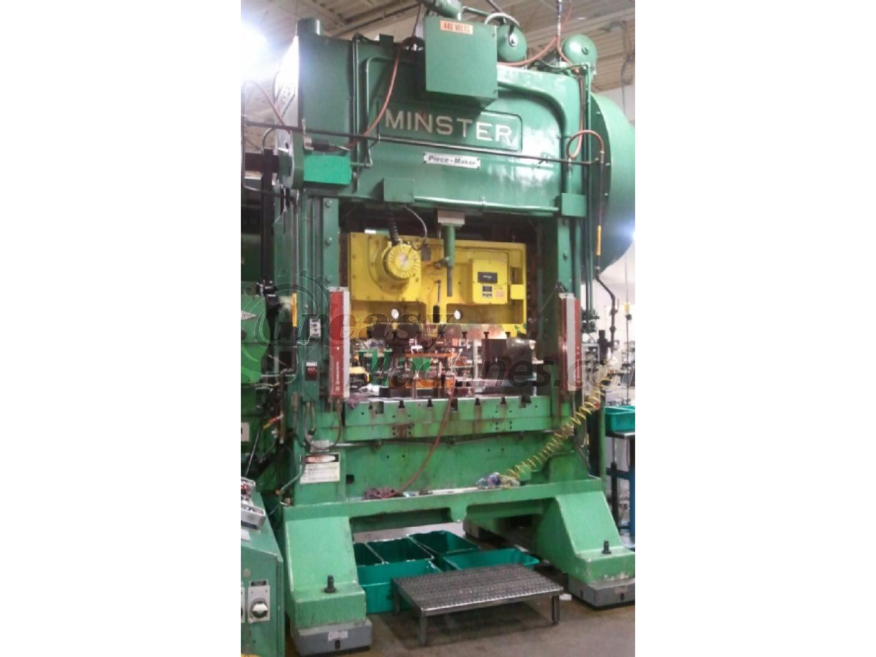 Minster P2-150-60-40 straight side press